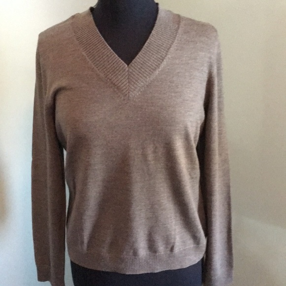 5425a87a5fd4 Brooks Brothers Sweaters | Womens Merino Wool Sweater | Poshmark